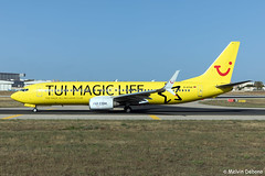 TUIfly Boeing 737-8K5  |  D-ATUG  |  LMML (Melvin Debono) Tags: tuifly boeing 7378k5 | datug lmml cn 34688 tui magic life hotel livery melvin debono spotting canon eos 5d mark iv 24105mm ii plane planes photography airport airplane aircraft aviation mla malta spotters spotter