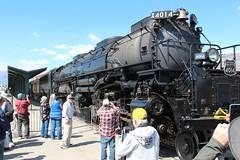 UP 4014 Ogden UT 10 May 19 a (AA654) Tags: up 4014 ogden utah big boy steam engine locomotive loco