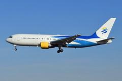 N603KW Boeing 767-246 at CYYZ (yyzgvi) Tags: n603kw boeing 767246 eastern airlines sunwing cyyz yyz toronto pearson mississauga ontario
