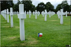 American cimetery (OlivierBo35) Tags: dday coleville cimetery normandy