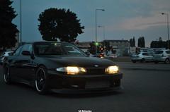 S14_03 (Elvisiako) Tags: nissan s14 s14zenki zenki jdm carspotting białapodlaska