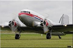 "C-47A, PH-PBA, ""Prinses Amalia"" (OlivierBo35) Tags: caen cfr lfrk daks over normandy dc3 dakota douglas dday skytrain"