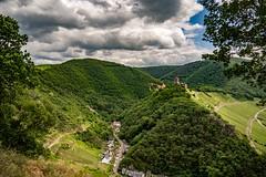 Burg Thurant (clemensgilles) Tags: wolken clouds beautiful wanderlust wanderung hiking spring rheinlandpfalz mosel château castle castillo burg