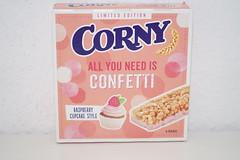 Corny All you need is Confetti (Like_the_Grand_Canyon) Tags: müsli riegel granola bar