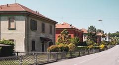 Le case operaie (Gaetano Crisafulli) Tags: crespidadda villaggiooperaio archeologiaindustriale storia industrialarcheology