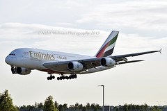 Emirates Airline A6-EDK Airbus A380-861 cn/30 @ EGLL / LHR 16-05-2019 (Nabil Molinari Photography) Tags: emirates airline a6edk airbus a380861 cn30 egll lhr 16052019