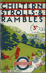 London Transport - Chiltern Strolls and Rambles guide book, 1934 (mikeyashworth) Tags: londontransport countrywalksbooklets london underground advertising logo typography graphicdesign booklet bookcover publicity greenline 1934 rambles typeface rambling roundel corporateidentity bookdesign strolls londonpassengertransportboard thevagrant mikeashworthcollection chilterns buckinghamshire middlesex metropolitanline hertfordshire greatcentral lner metropolitanrailway