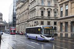 SCO_112 (Stuart's Transport) Tags: bus glasgow uk scotland first firstglasgow enviro200 mmc adl e200mmc singledeck 67068 sn65zfg 2 transport canon eos5d mark2 markii digital