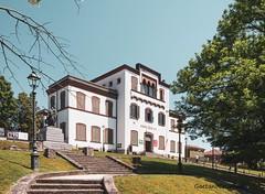 La scuola (Gaetano Crisafulli) Tags: crespidadda villaggiooperaio archeologiaindustriale storia industrialarcheology