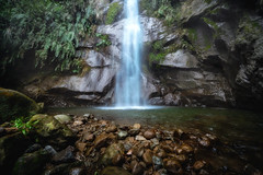 DSC_4383-5 (ESLi1208) Tags: 瀑布 溪 waterfall stream river water taiwan tamron d750 南投