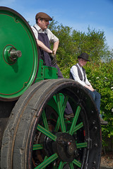 Dorothy and Friends (Nigel Musgrove-2.5 million views-thank you!) Tags: steam traction engine dorothy shuttleworth season premiere old warden bedfordshire england 5 may 2019 clayton lincoln collection