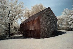 IR Farming (TheDarkFiles) Tags: lifepixel convertedcamera infraredphotography infrared landscape farm barn