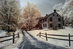 IR Farming (TheDarkFiles) Tags: farmhouse canon infrared infraredphotography convertedcamera canon6dmkii lifepixel