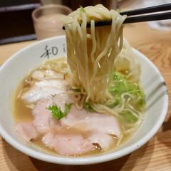 塩ミックス salt ramen ¥1100 (Takashi H) Tags: ramen noodles food japan osaka namba nambaramenichiza 日本 難波 なんば ラーメン ラーメン一座