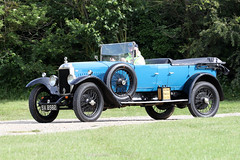 Vauxhall 14/40 SV8582 (1925) (Roger Wasley) Tags: vauxhall1440 sv8582 classic car vehicle toddington gloucestershire