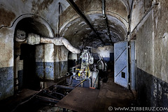 Engine 3 (ZerberuZ1) Tags: urbex ue urban exploration decay decayed derelict abandoned bunker canon eos 5d markii manfrotto ledlenser led lenser lightpainting 5dmarkii fineart photography fotografie canonef1740mmf4lusm engine power diesel