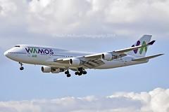 Wamos Air EC-MQK Boeing 747-4H6 cn/28427-1147 @ EDDF / FRA 25-05-2019 (Nabil Molinari Photography) Tags: wamos air ecmqk boeing 7474h6 cn284271147 eddf fra 25052019
