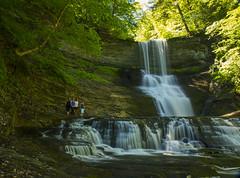 Saturday Adventures (Matt Champlin) Tags: hike hiking beautiful women outdoors getoutside waterfall waterfalls flx fingerlakes fllt canon 2019 fun womenwhohike summer weekend sunny adventure gorge