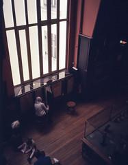 Musee Gustave Moreau (nikolaijan) Tags: fuji gs645s 645 120 provia400f expired paris france gustavemoreau
