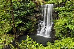 Lower South Falls (funtor) Tags: green nature waterfall exposure state park oregon spring