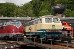 215 082 in Bochum-Dahlhausen, 08.06.2019 (-cg86-) Tags: