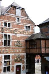 Cour Chamart / Musée de la Vie wallonne (Liège 2019) (LiveFromLiege) Tags: liège luik wallonie belgique architecture liege lüttich liegi lieja belgium europe city visitezliège visitliege urban belgien belgie belgio リエージュ льеж musée de la vie wallonne mvw cour chamart
