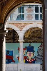 Musée de la Vie wallonne (Liège 2019) (LiveFromLiege) Tags: liège luik wallonie belgique architecture liege lüttich liegi lieja belgium europe city visitezliège visitliege urban belgien belgie belgio リエージュ льеж musée de la vie wallonne mvw cour chamart