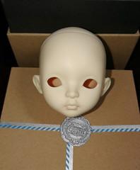 Шарлотта (bambucha888) Tags: bjd comibaby cici dancesouldoll шарнирная кукла бжд распаковка гибрид