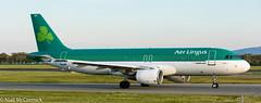 EI-DES Aer Lingus Airbus A320-214 (Niall McCormick) Tags: dublin airport eidw aircraft airliner dub aviation eides aer lingus airbus a320214
