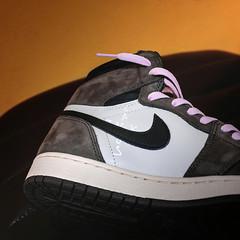 Travis Scott's x Nike Air Jordan 1. (Andy @ Pang Ket Vui ( shootx2 )) Tags: