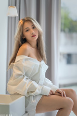 TOM00351 (HwaCheng Wang 王華政) Tags: 蕭卉君 亮亮 紅豆妹 md model portraiture sony a7r3 ilce7rm3 a7r mark3 a9 24 35 85 gm ilce9