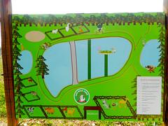Map (Going to the Zoo with Trebaruna) Tags: leowildpark collevalenzafattoriadidattica zoo enclosures enclosure italy italia 2019 02042019