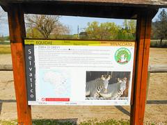 Signage (Going to the Zoo with Trebaruna) Tags: leowildpark collevalenzafattoriadidattica zoo enclosures enclosure italy italia 2019 02042019