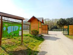 Entrance (Going to the Zoo with Trebaruna) Tags: leowildpark collevalenzazoo collevalenzafattoriadidattica zoo enclosures enclosure italy italia 2019 02042019