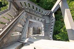 turmtreppab (dadiolli) Tags: ebersberg bayern deutschland stairs treppen aussichtsturm viewtower