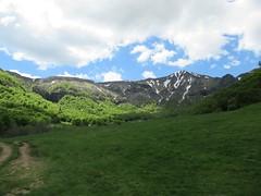Fond de la vallée de Chaudefour