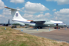 78820 IL-76  Ukraine Air Force (Keith Wignall) Tags: fairford ffd riat il76 ukraineairforce
