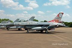 J-879 F-16 Falcon Royal Netherlands Air Force (Keith Wignall) Tags: fairford ffd riat f16 falcon royalnetherlandsairforce