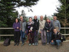 Photo de groupe Lac Pavin