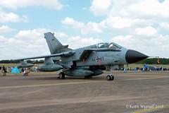 44+65  Tornado  German Air Force (Keith Wignall) Tags: fairford ffd riat tornado germanairforce luftwaffe