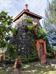 Tahiti, French Polynesia - Tomb of King Pomare V
