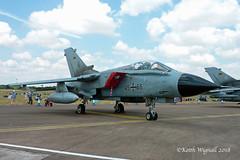 44+66  Tornado  German Air Force (Keith Wignall) Tags: fairford ffd riat tornado germanairforce luftwaffe