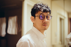 2019.6.9: 23/365 (Nazra Z.) Tags: japan vscofilm raw 2019 okayama portrait family husband asian man k adam
