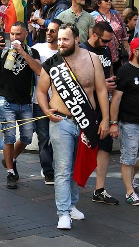 Marche des Fiertés, Toulouse, 08/06/2019