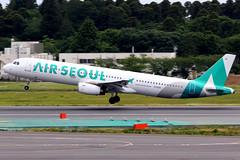 Air Seoul | Airbus A321-200 | HL8281 | Tokyo Narita (Dennis HKG) Tags: airseoul asv rs aircraft airplane airport plane planespotting canon 7d 100400 tokyo narita rjaa nrt airbus a321 airbusa321 hl8281