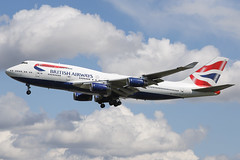 G-CIVY (lászlókurilla) Tags: boeing 747 jumbojet britishairways 747400