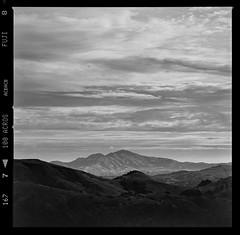 Mt. Diablo from Skyline (Graham Gibson) Tags: hasselblad 503cx 500 series v system film medium format 120 6x6 fuji fujifilm acros 100 bw black white