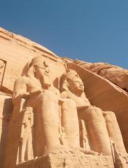 Grand temple (mviardot) Tags: abou simbel pharaon egypte merveille