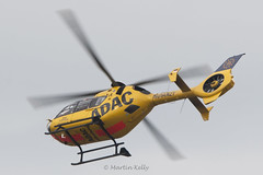 500_6873 D-HXAD (shamrockei105) Tags: dhxad eurocopter ec135 adac notarzt adacluftrettung christoph18 helicopter