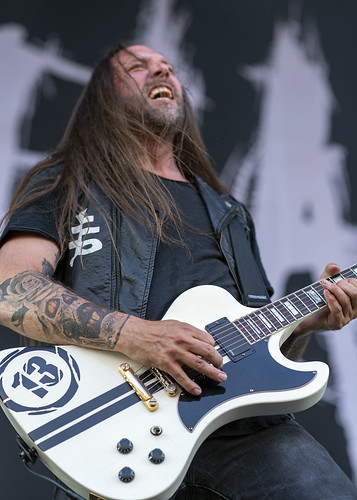 Niclas Engelin of In Flames @ Copenhell